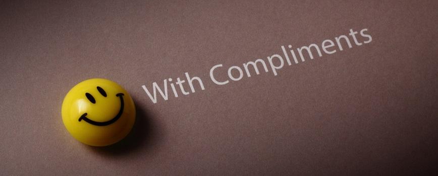 Compliment slip printing tips